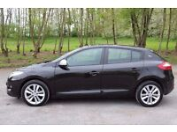 2010 RENAULT MEGANE I-MUSIC 1.5 DIESEL, TAX £30, MOT 12 MONTHS, FULL SERVICE HISTORY, ONE LADY OWNER