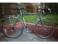 Dawes Warwick Reynolds Cromo/steel racer 58cm - Freshly re - built and serviced
