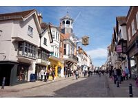 Private Office Room to Rent in Guildford Town Centre. £285 per Month all Bills included.