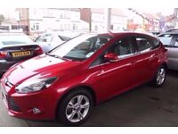Ford Focus 1.6 Ti-VCT Zetec 5dr FSH, 2 OWNERS