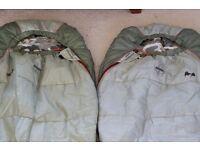 Boys Adventurer II Junior Sleeping Bags (x2)