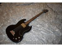 Epiphone SG Bass Guitar with Gig Bag - Offers Accepted.