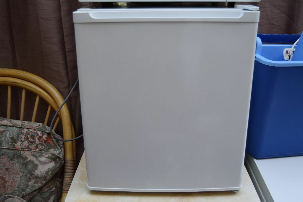 White Counter Top Freezer 34 Litre Capacity Argos Table