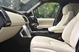 Land Rover Range Rover SDV8 AUTOBIOGRAPHY (black) 2016-11-23