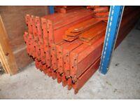Racking crossbars 270cm or 182cm