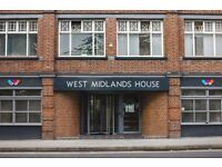 Serviced Offices - Willenhall, Walsall, Wolverhampton