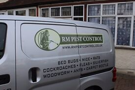 RM Pest Control London