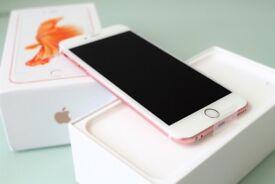iPhone 6 Plus, Rose Gold, 16gb