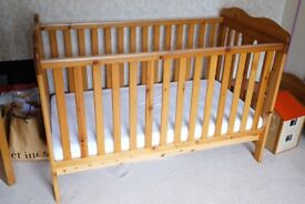 For Sale: Cot bed