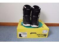 North Wave Legend SL - Snowboarding Boots (UK Size 12)