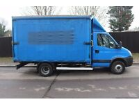2011 IVECO DAILY -CURTAIN SIDER - 7 TONNE GROSS WEIGHT, MOT UNTIL MAY 2017 £7500+VAT