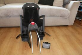 HAMAX REAR CYCLE SEAT AND BRACKET