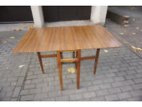 3 Retro Dropleaf Folding / Extenable Tables - £29 EACH - FREE DELIVERY CENTRAL EDINBURGH