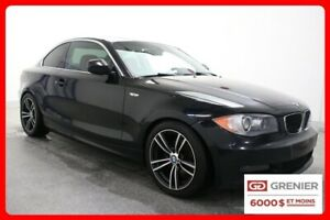 2011 BMW 128i CUIR ROUGE+SPORT PACK