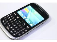 BlackBerry Curve 9320 3G PHONE Black Unlocked SIM FREE Smartphone Mobile Phone