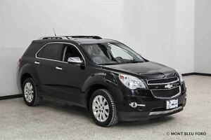2010 Chevrolet Equinox LTZ/AWD, LEATHER, ROOF, BACK-UP CAM  ***3