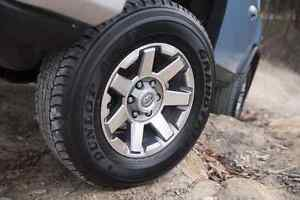 Toyota FJ Cruiser Wheels & Tyres x5  Fit: Prado, Hilux & Fortuner North Wollongong Wollongong Area Preview