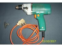 BLACK AND DECKER CORDED 2 SPEED DRILL