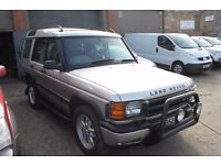 LAND ROVER DISCOVERY GS TD5 ESTATE – 2000