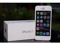 iPhone 5 32Gb on Vodafone/Lebara/TalkTalk