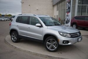 2017 Volkswagen Tiguan Highline | 4MOTION All-Wheel Drive