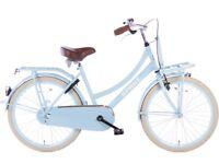 Hollandrad 24 Zoll Kinderrad Spirit Cargo Fahrrad Mädchenfahrrad Nord - Hamburg Winterhude Vorschau