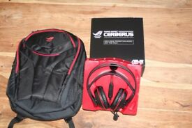 Gaming Headset Cerberus Republic of Gamers, brand new