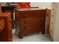 Vintage chest of drawers at Cambridge Re-Use (cambridge reuse)
