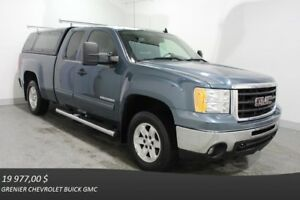 2010 GMC SIERRA 1500 4WD EXTENDED CAB 4WD 5.3 MAGS EXT CAB DÉMAR