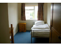 Smoke free large single ensuite & 2 single ensuites available in Harrow [Not a 3 bedroom house]