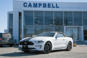 2018 Ford Mustang CONV ONLY 9,000 KMS-LOADED-AIR-WARRANTY