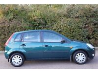 2002 (52) Ford Fiesta 1.4 Manual 5Doors With Long MOT PX Welcome