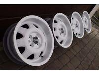 "15"" ATS CUPS alloys 4x100 VW Golf polo caddy corrado jetta bmw e30 mazda mazda mx5 corsa astra civic"