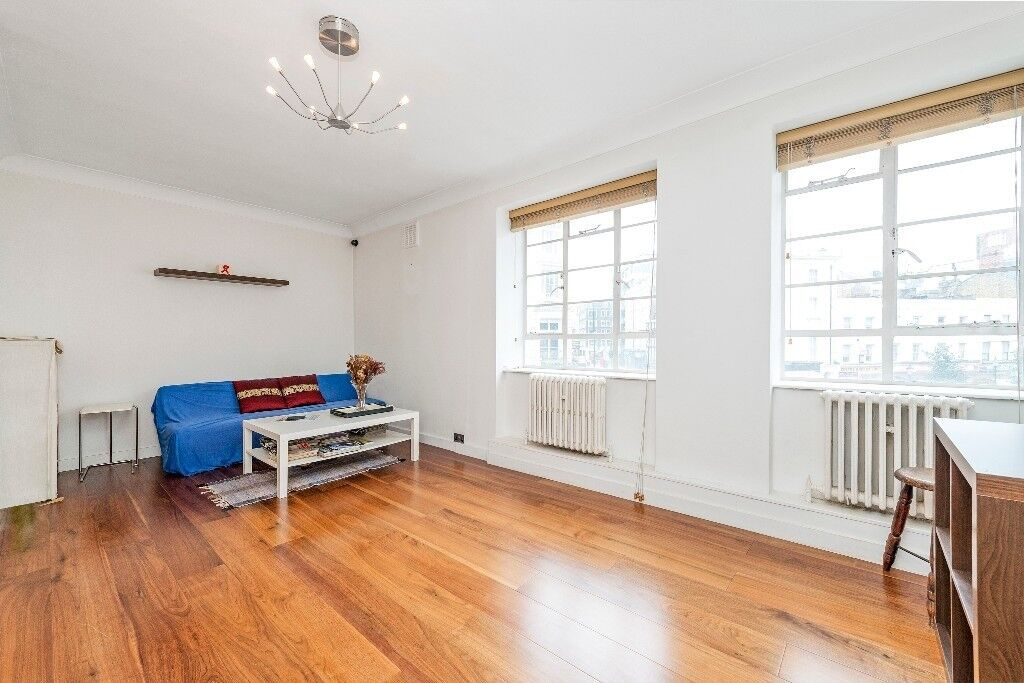 A charming one bedroom apartment located in W2
