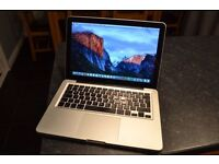"Apple MacBook Pro 13"" Unibody with 500GB SSD"