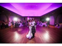Wedding videography, cinematic wedding films - Edinburgh, Glasgow, Stirling, Perth, all Scotland