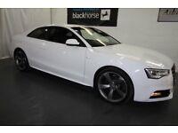 Audi A5 quatro Black edition