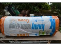 New Roll of Insulation