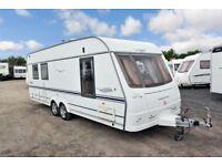 Coachman Lazer 590/5 2005 Caravan