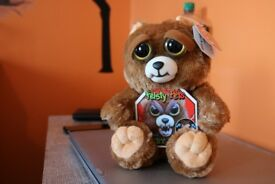 Sweet to Scary Stuffed Animal