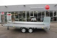 Humbaur MTKA Allcomfort 354222 Universal Anhänger 4.2x2.2 3500KG Nordrhein-Westfalen - Krefeld Vorschau