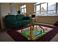 2 bedroom flat to let for short term