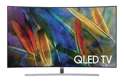 "Samsung QN55Q7C 55"" Class (3840 x 2160) Curved QLED 4K Ultra High Definition TV"