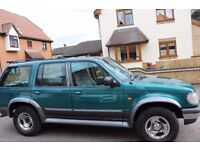 1988 Ford EXPLORER 4.0 petrol automatic