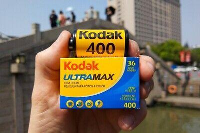 Kodak Ultra Max 400 35mm Colour Film Roll