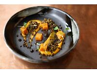 PART TIME Waiting Staff Required for Vanilla Black Vegetarian Restaurant