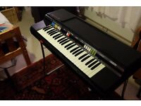 Rare vintage Italian GEM Sprinter 49 electric organ (1975)