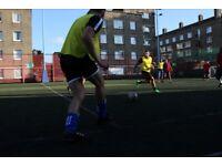 Pachanga futbol en Londres | football players needed | #Battersea #football
