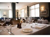 Waiting staff to work with awesome team in beautiful Mayfair pub & restaurant
