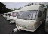 CARAVANS FOR SALE OVER SEVENTY TO CHOOSE FROM EVERY BERTH AND MAKE STARTING FROM FIVE HUNDRED POUNDS